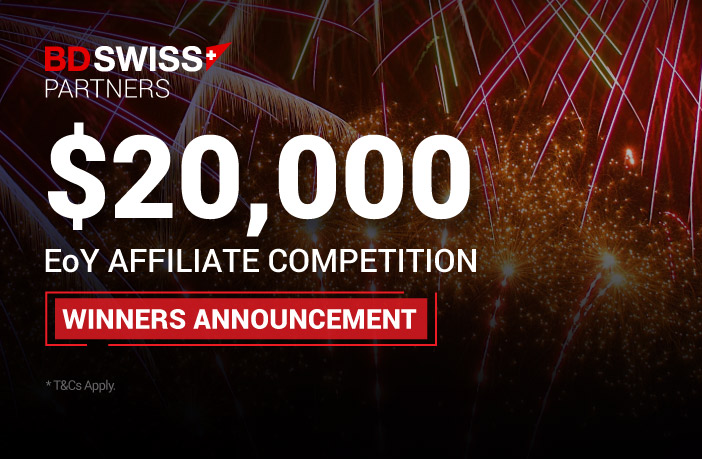 2020 EoY Affiliate Competition: Winners Announced